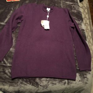 Armani sweater cachemire